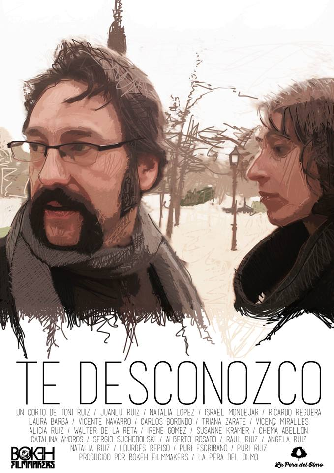cartel TE DESCONOZCO